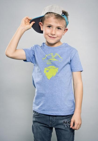 Bayerisches Shirt Kinder Pirat von Aloha BAVARIA
