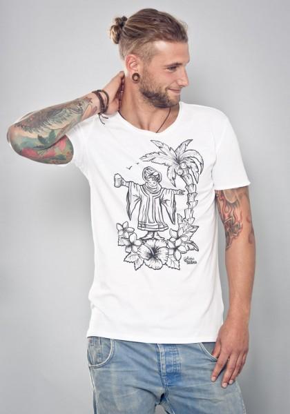Bayerisches Shirt Männer Palmenkindl von Aloha BAVARIA