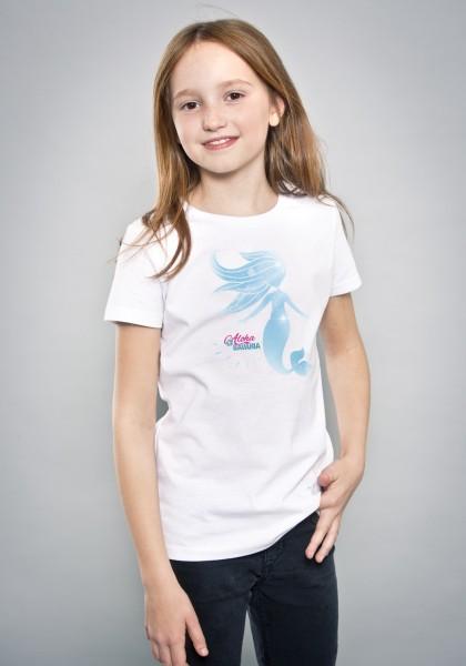 Bayerisches Shirt Mädchen Kinder Meerjungfrau von Aloha BAVARIA