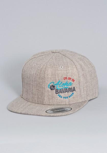 Bayerisches Snapback Cap von Aloha BAVARIA Sea you soon